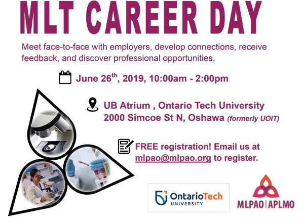 MLT Career Day
