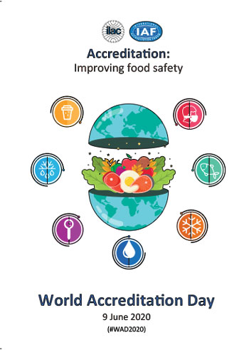Accreditation: Improving food safety