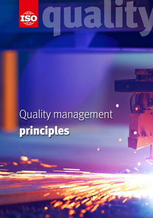 ISO Quality Management Principles