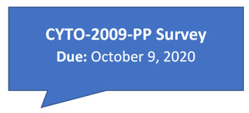 CYTO-2009-PP due October 9, 2020