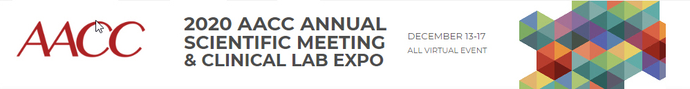 2020AACC Annual Scientific Meeting
