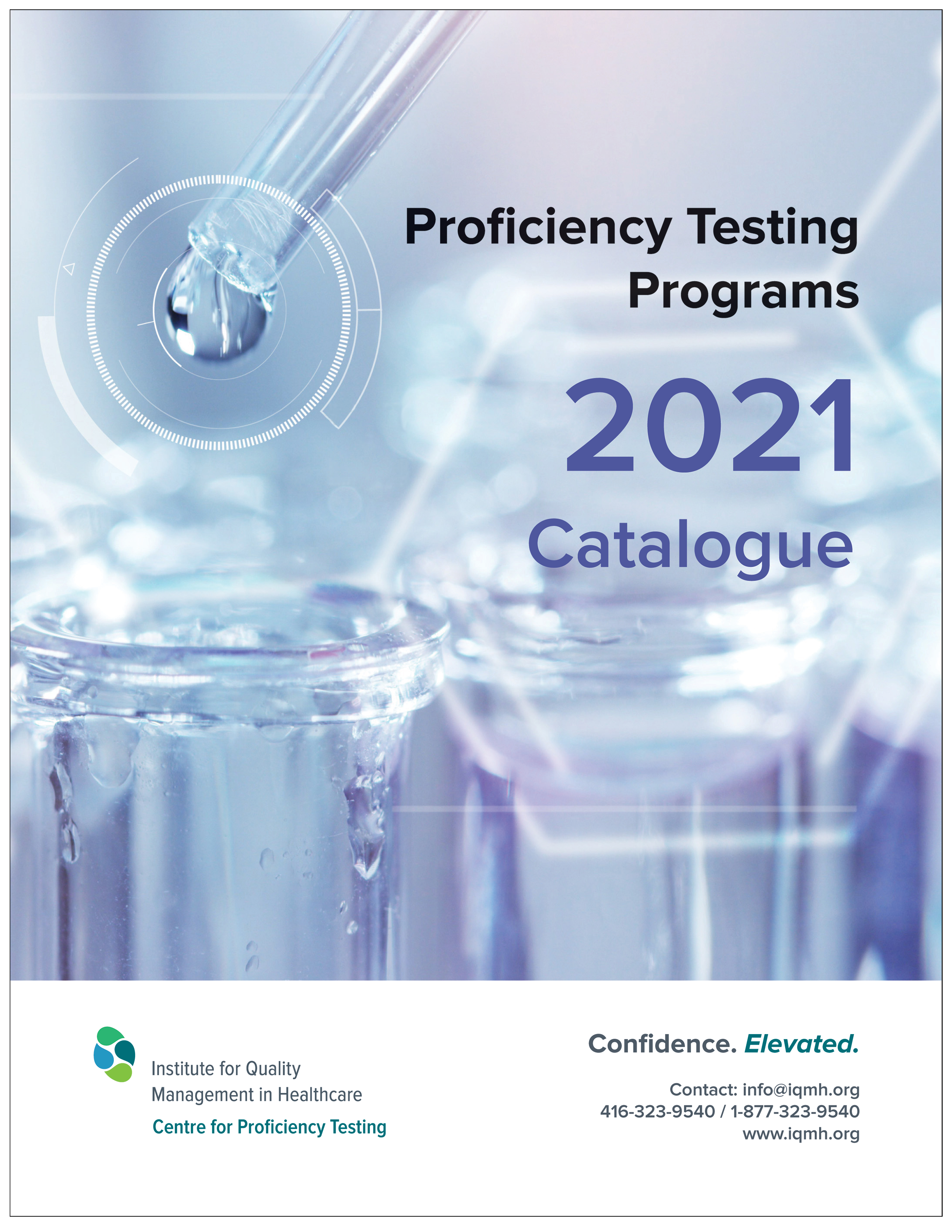 Proficiency Testing Programs 2021
