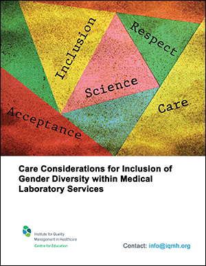 Care Considerations for Inclusion of Gender Diversity within Medical Laboratory Services